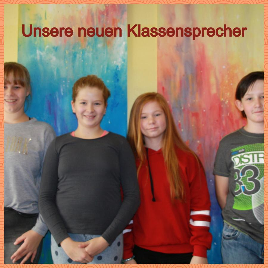 Klassensprecher