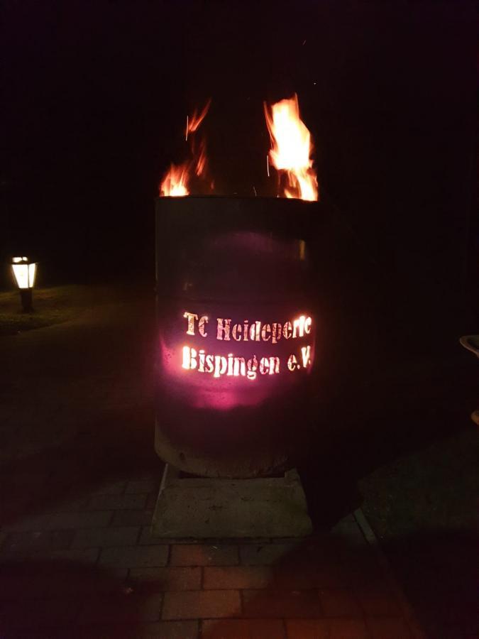 TCH Feuertonne
