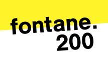 Logo zum Fontane-Jahr 2019