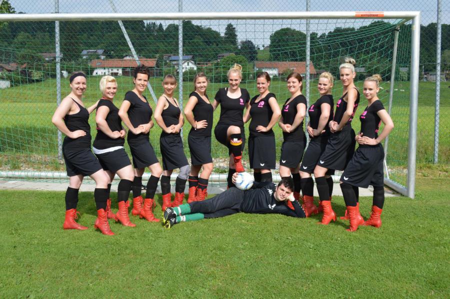 Garde bei Kick&Rock 2014 in Eggenthal