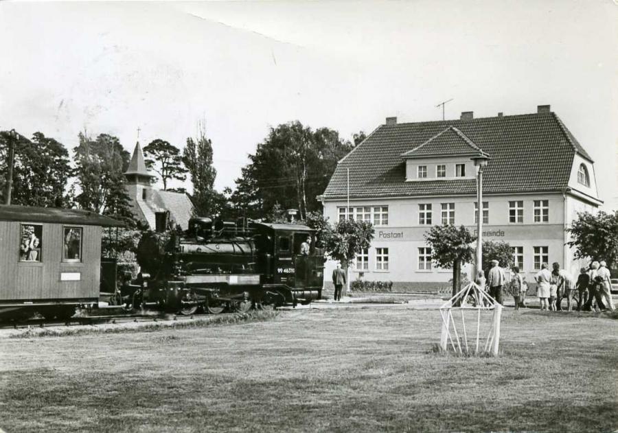 15 Ostseebad Baabe 1981
