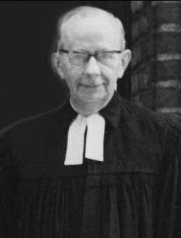 Pfarrer Herrmann Ringler