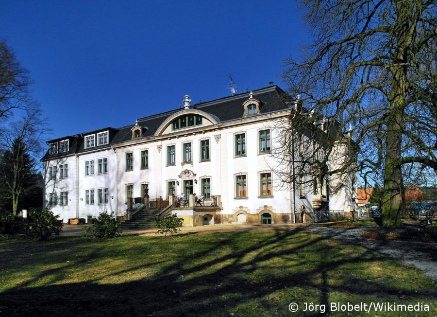 Schloss Friedersdorf, Foto: Jörg Blobelt/Wikimedia