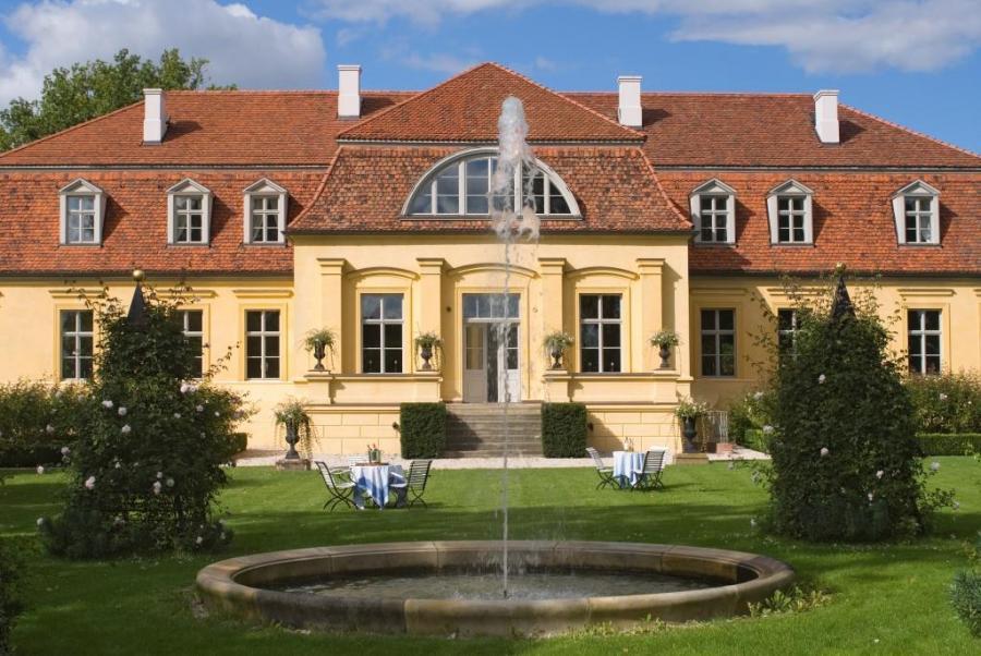 Schloss Kleeßen, Foto: Schloss Kleeßen