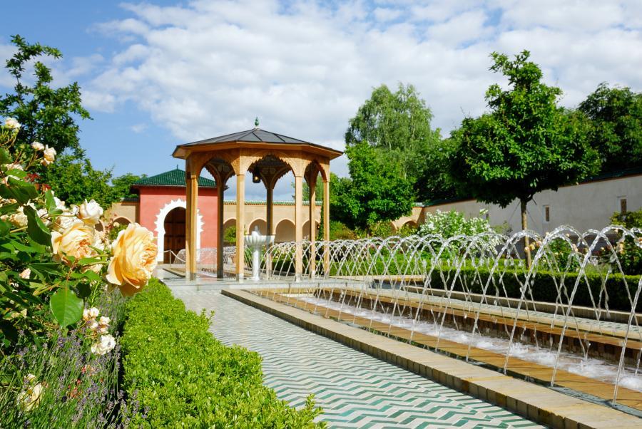 Orientalischer Garten, Foto: Grün Berlin