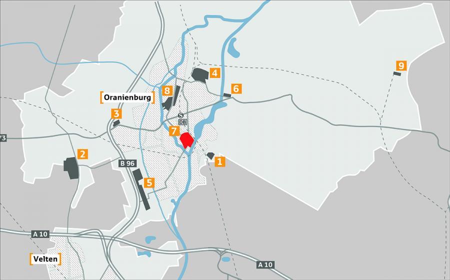 Innovationsforum Lehnitzstraße