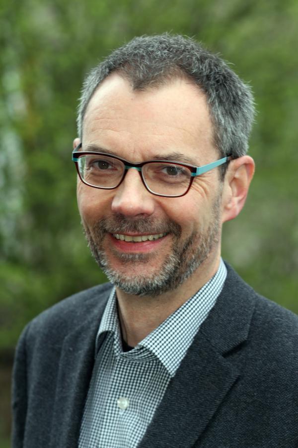 Konrektor Dr. Eberhard Stroben