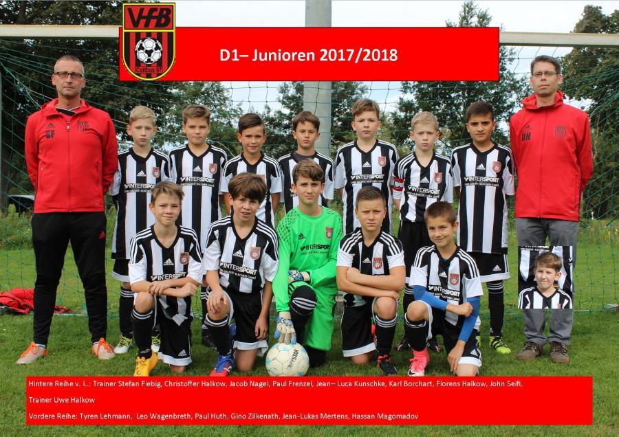 D1-Junioren