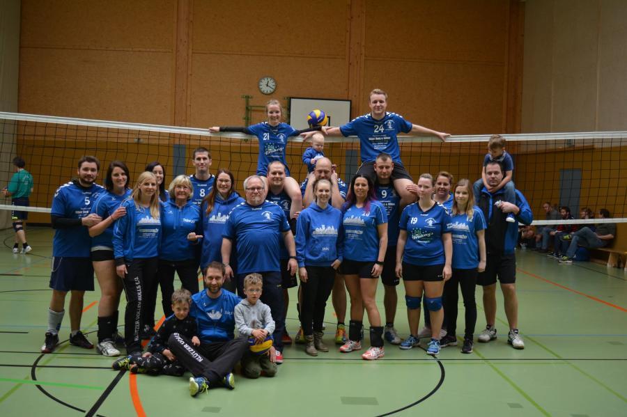 8. Spieltag Mixedliga am 8. April 2017