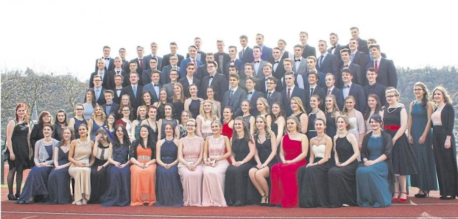 Gruppenfoto Abiturientia 2017