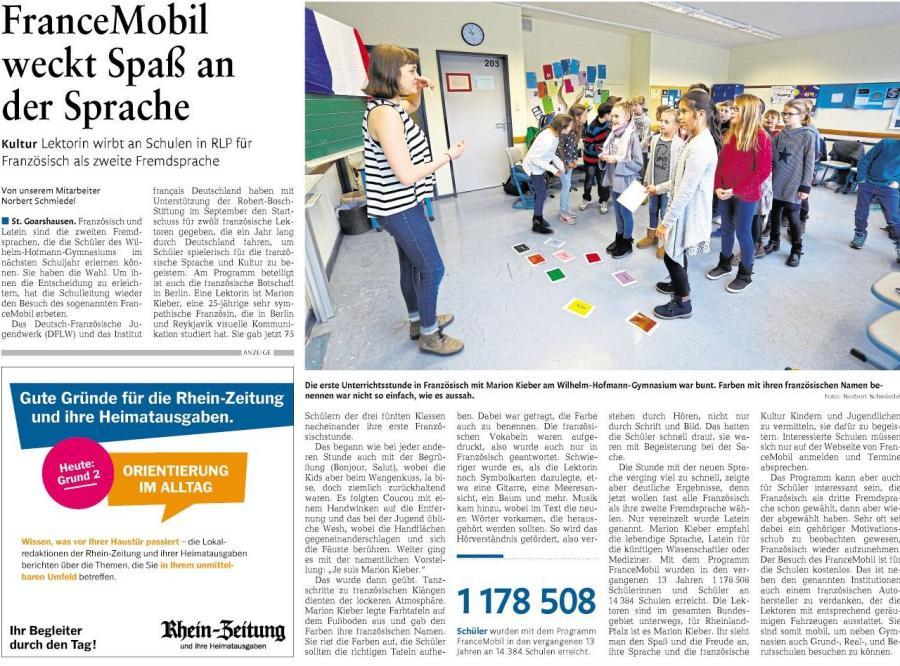 Besuch France Mobil 12.12.17