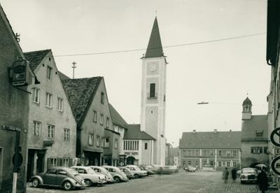 Marktplatz 1964