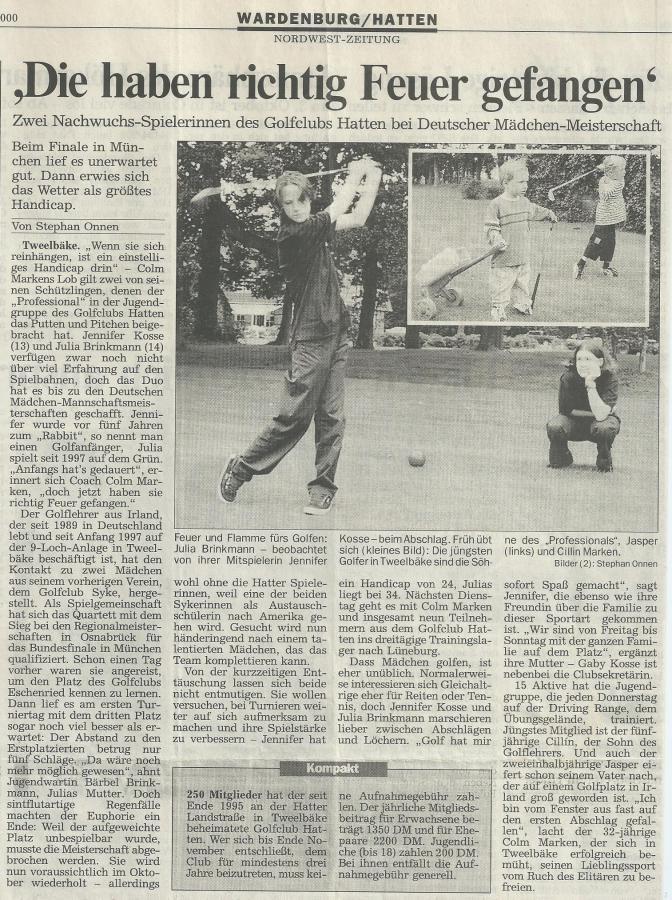 NWZ 12.08.2000