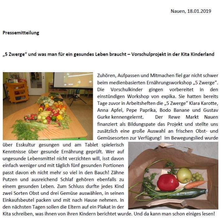 2019.01.18 Presse 5 Zwerge