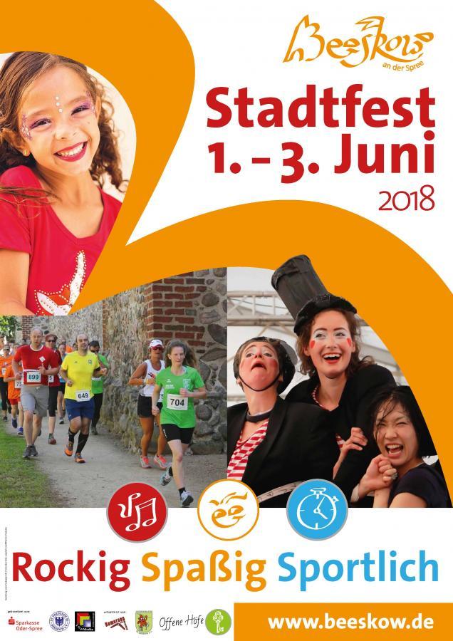 Beeskower Stadtfest 2018