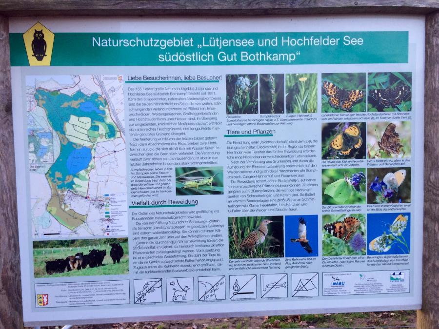 Naturschutzgebiet Lütjensee 2