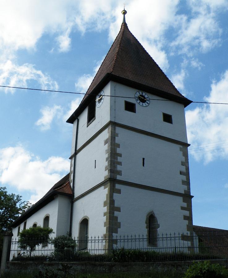 Kirche Stierhöfstetten
