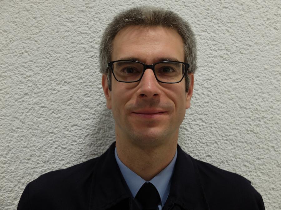 Stv. Wehrführer Michael Seitz