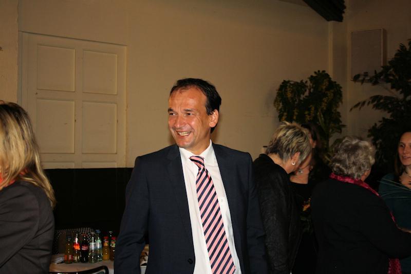 Präsident LSB Andreas Silbersack