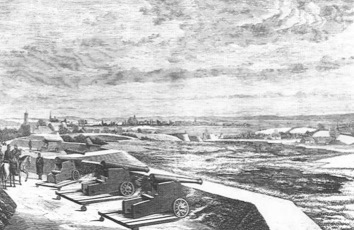 Schanze VII 1864