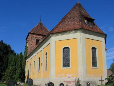 Dorfkirche Hohennauen