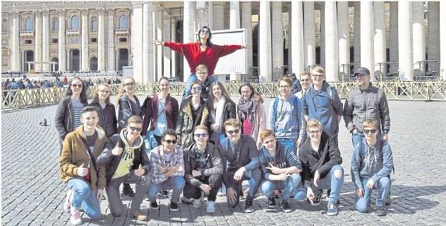 """Konzertreise """"Coming up"""" nach Rom-Bild"""