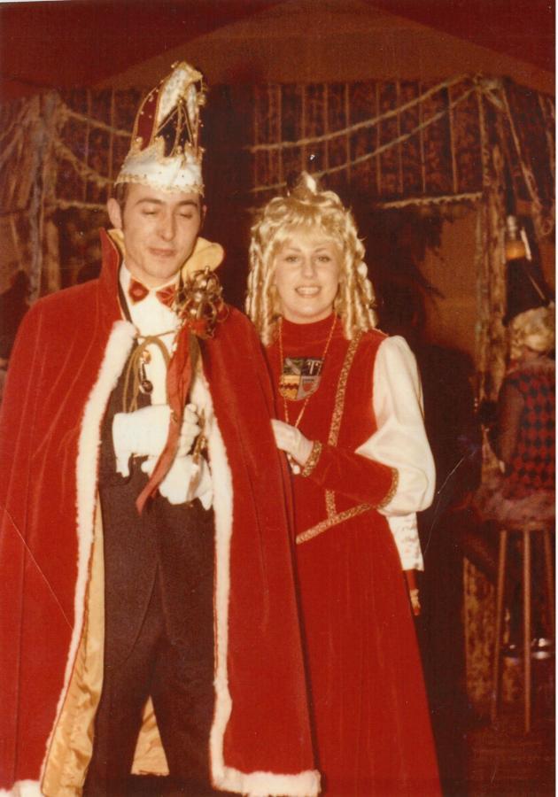 Konrad u Brigitte 1970