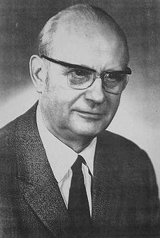Pfarrer Karl Kuhnert