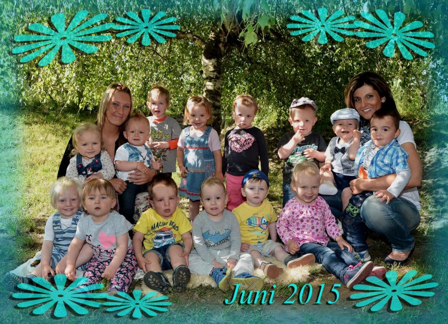 Bienchengruppe 2015