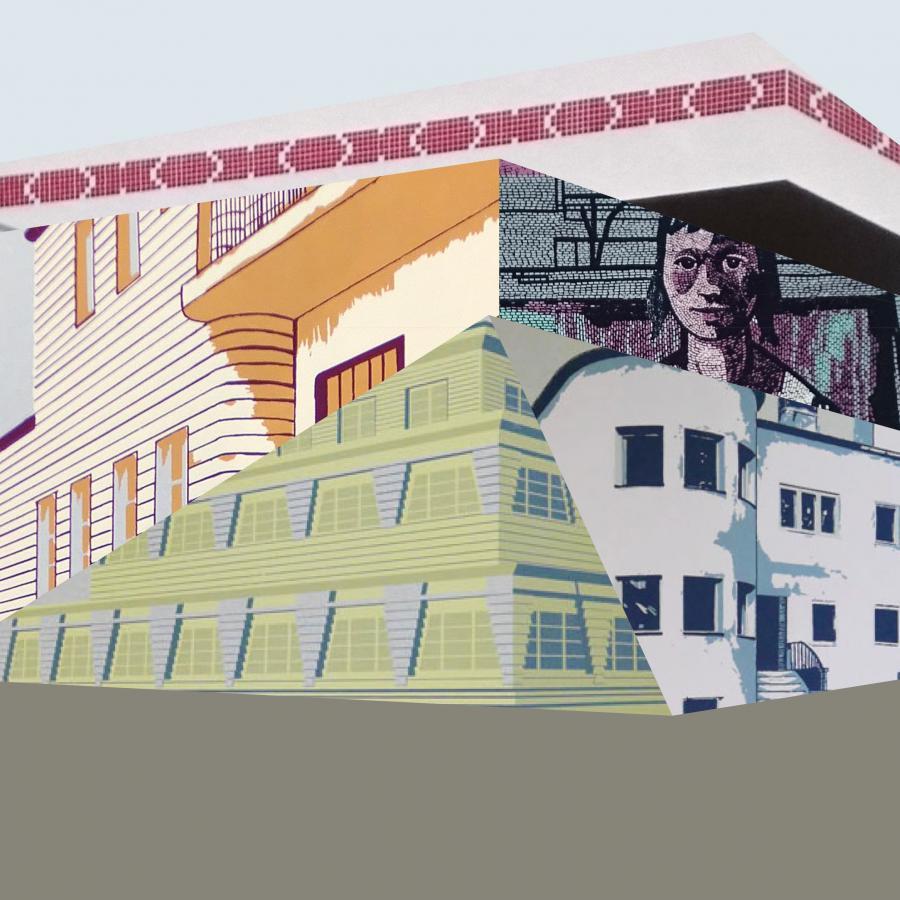 Ein Abriss der Potsdamer Moderne