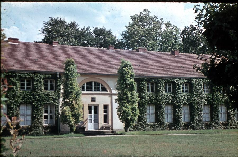 Schloss Paretz ca. 1930