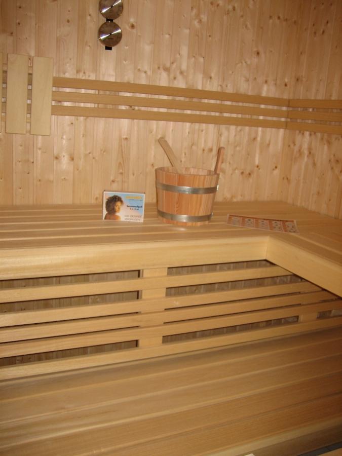 Sauna Whg 5