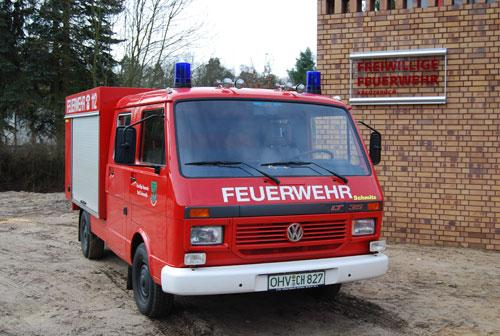 Feuerwehrauto HA
