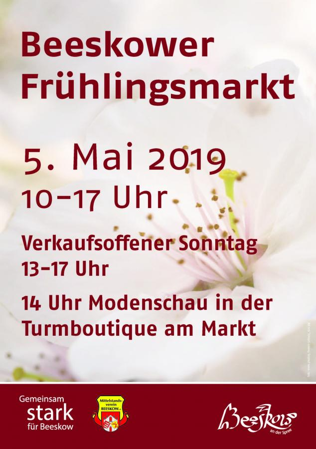Frühlingsmark 2019