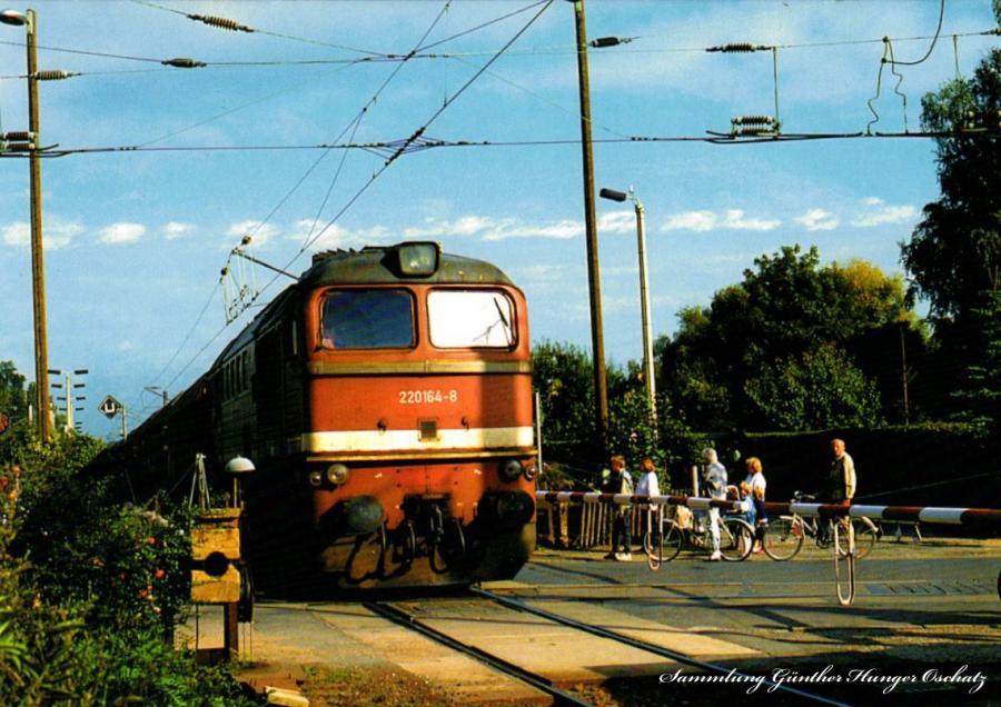 Diesellokomotive 220 164