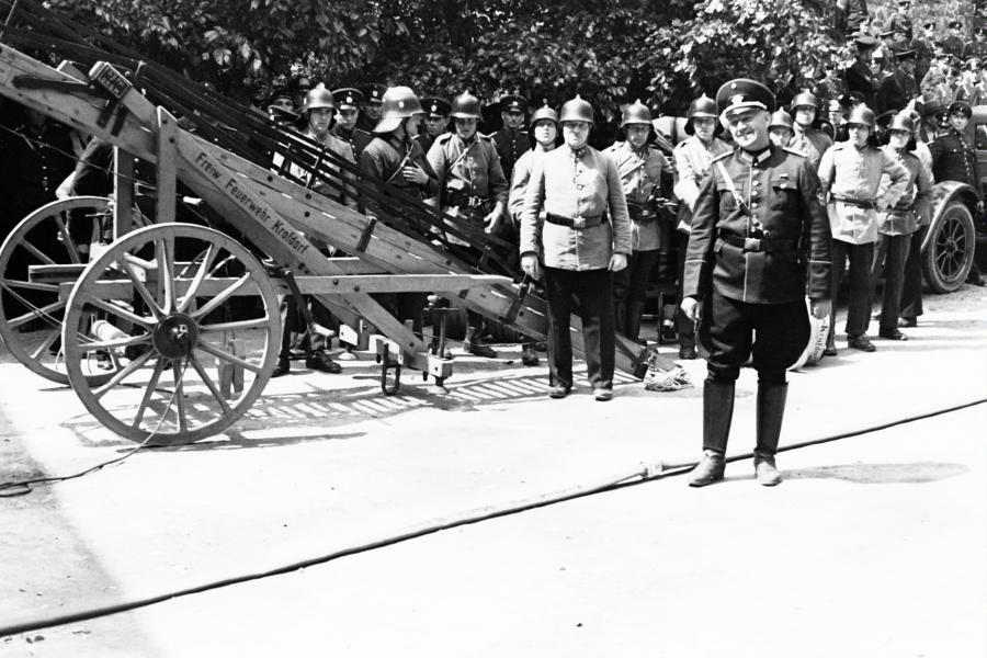 Krofdorf Gleiberg 1923