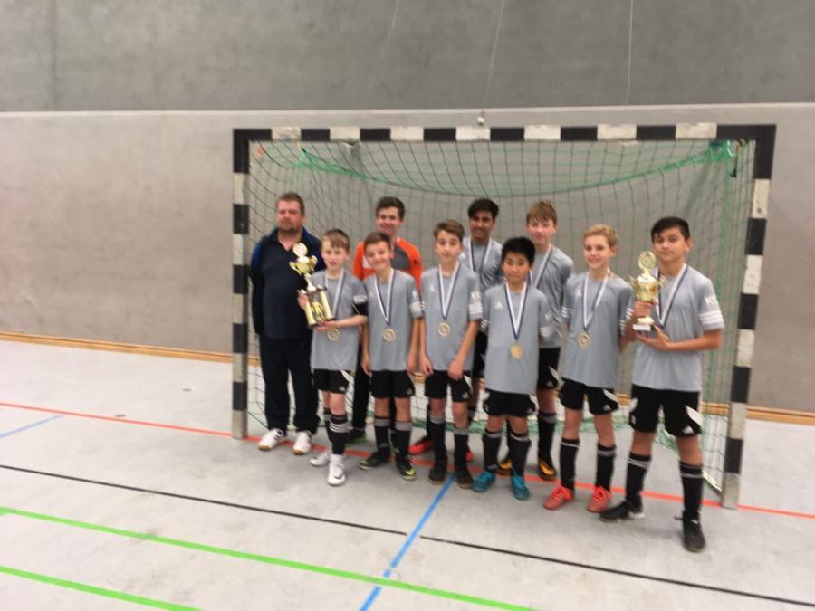 D-Junioren Futsalsieger (KOL)