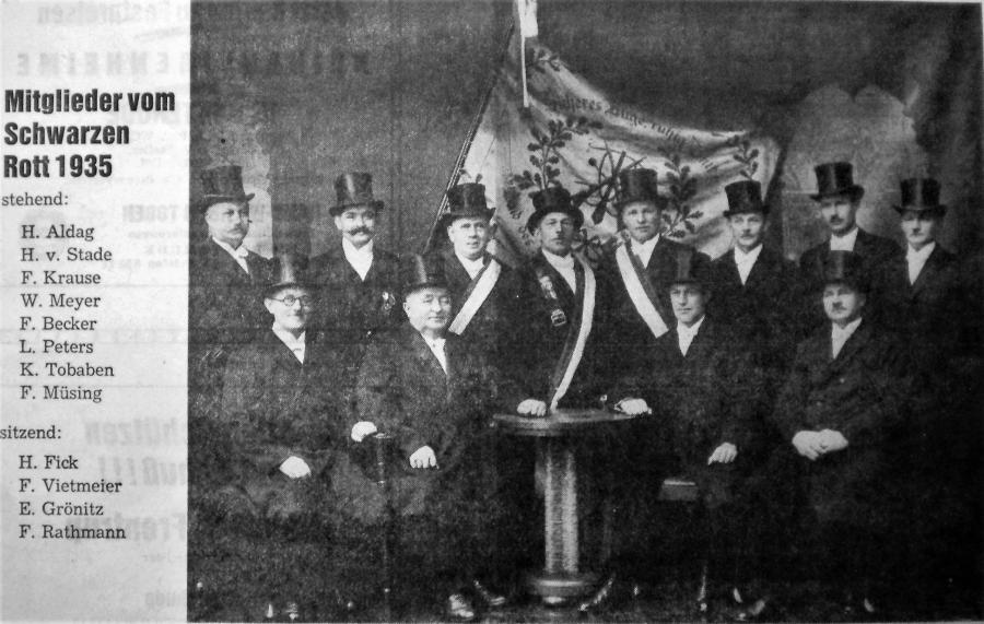 1935-Schwarzes Rott