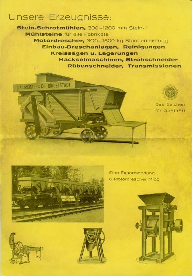 ca 1935 Derschkästen Meister
