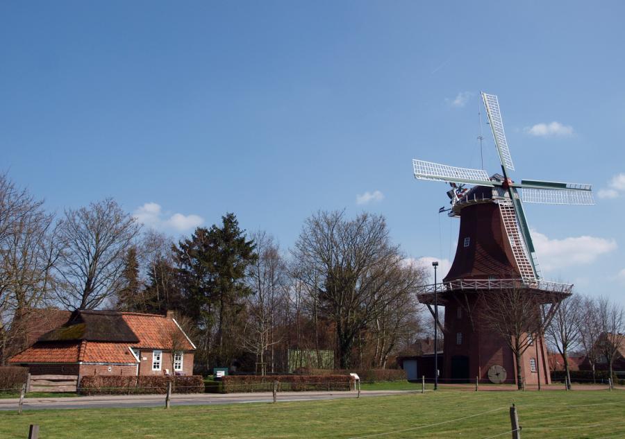 Mühle Upgant-Schott