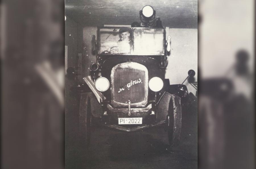 Kraftfahrspritze (KS), Magirus, ab 1940