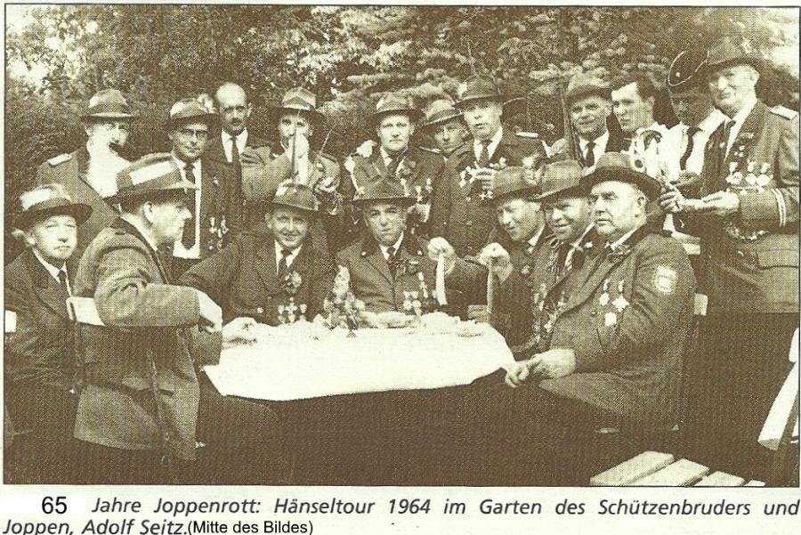 1964-Hänseltour
