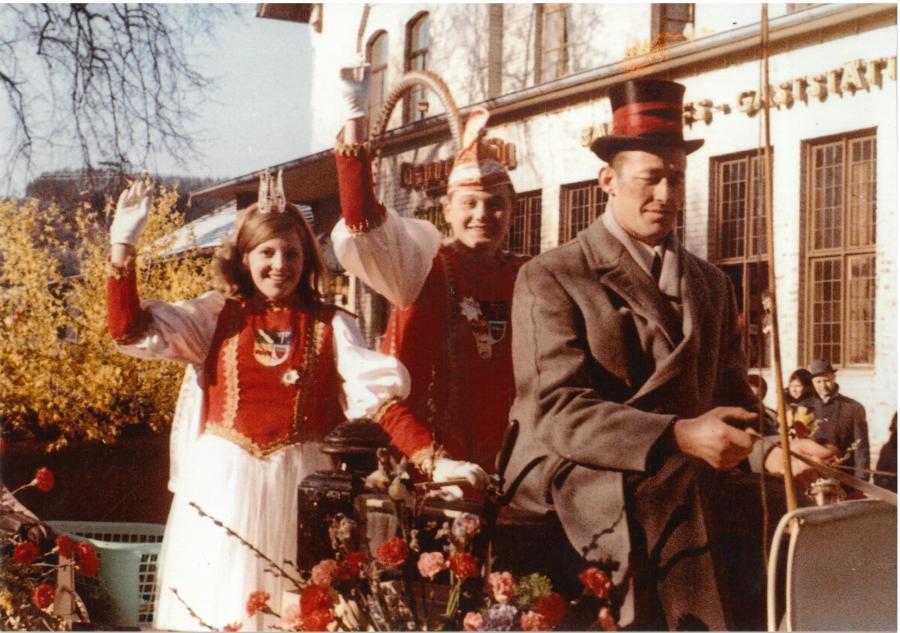 Klaus u Marita 1967