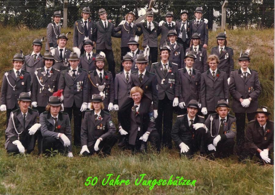 1977-50 Jahre Jungschützen Altkloster