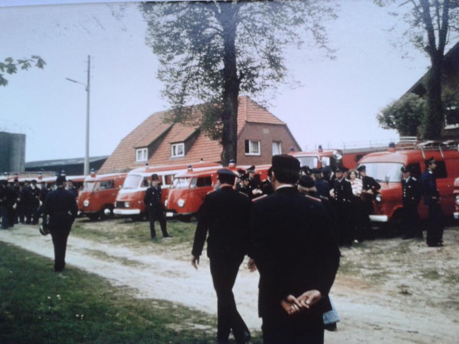 1978 Amtswehrfest in Schnakenbek