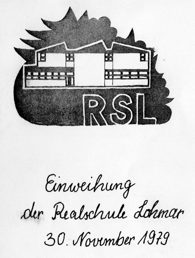 Einweihung der RSL