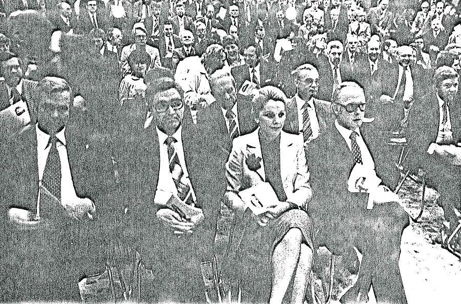 Weiteres Pressefoto von der Einweihungsfeier der RSL