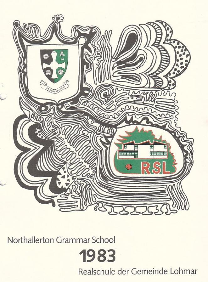 Schulkalender 1983 Titel
