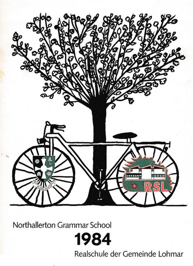 Titel Schulkalender 1984