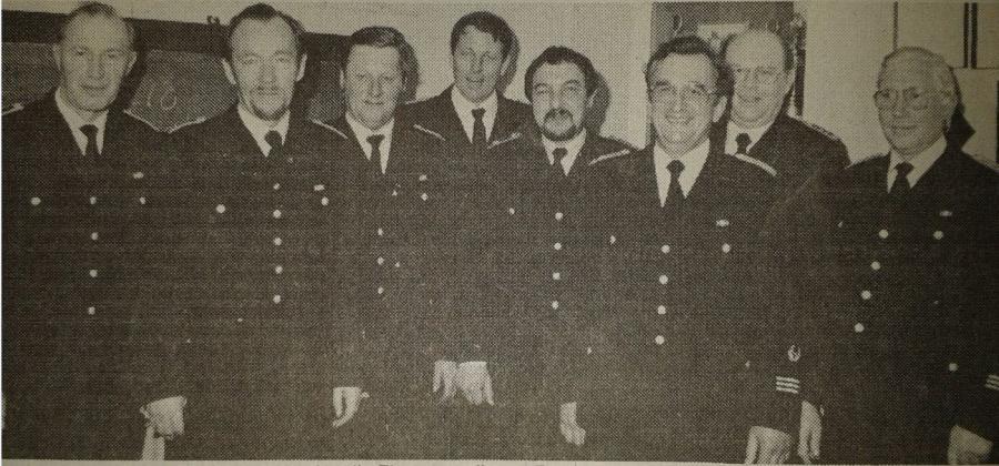 1984 Jahreshauptversammlung